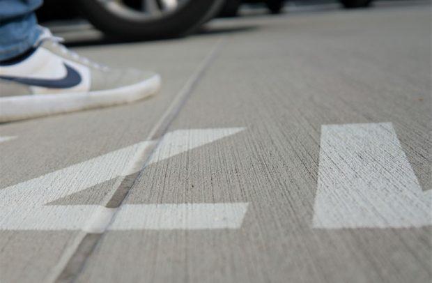 dip-Decke Detail