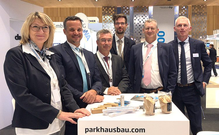 News Messe Parken2019 Team