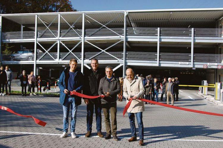 News Parkhaus Sportschule Hennef