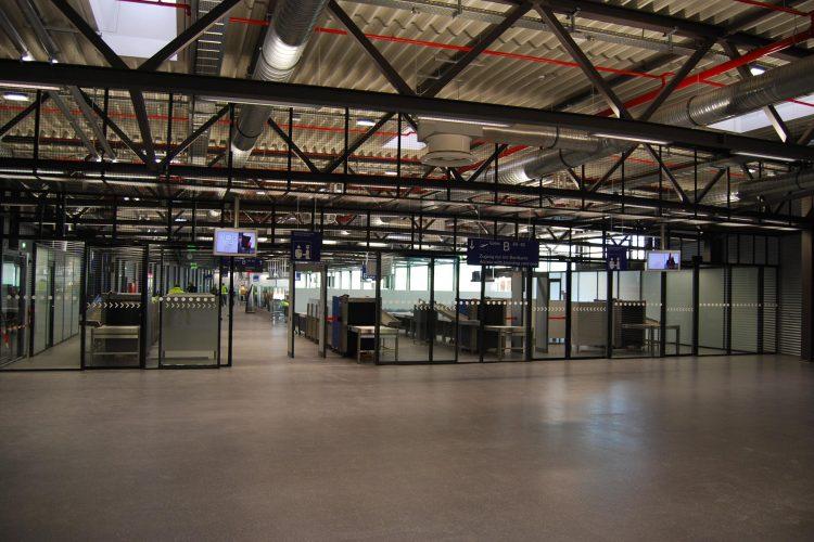 Interims-Busgate Frankfurt Flughafen 03