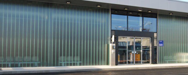 Interims-Busgate Frankfurt Flughafen Header