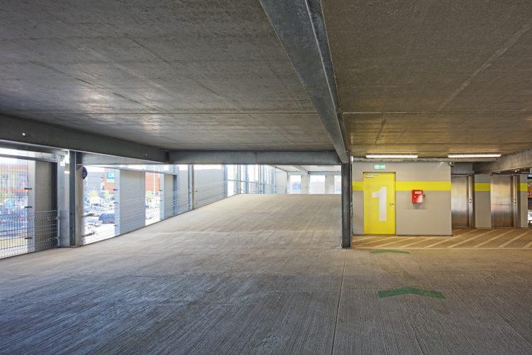 Parkhaus EDEKA Center Berlin 04