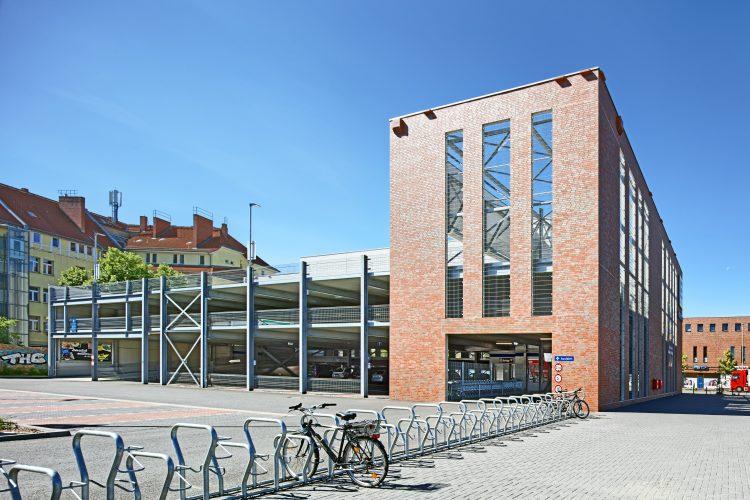 Parkhaus EDEKA Center Berlin 05