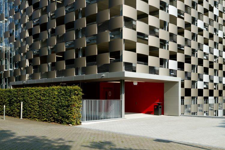 Parkhaus TU Darmstadt 09