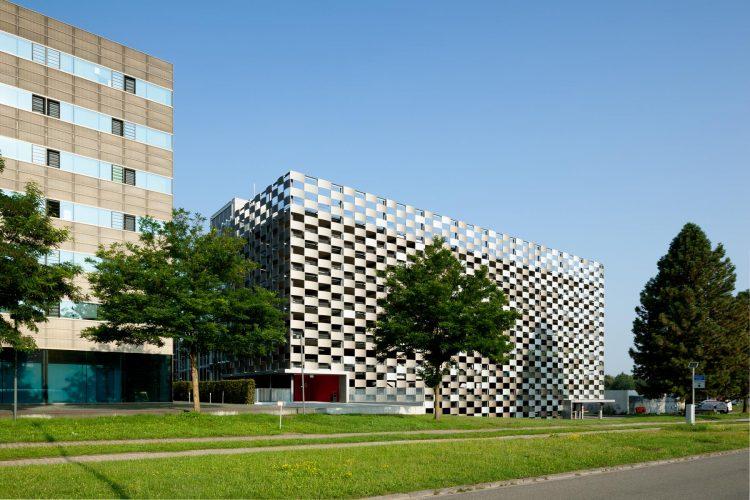 Parkhaus TU Darmstadt 10