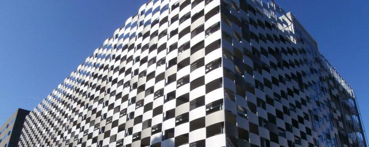 Parkhaus TU Darmstadt Header