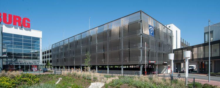 Parkhaus Weserpark Bremen Header