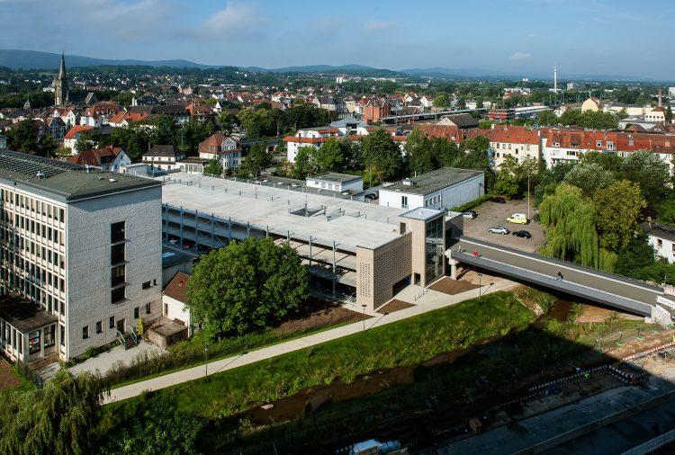Parkhaus Am Finanzamt Detmold 04