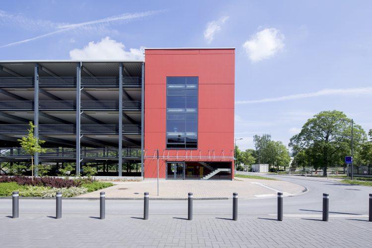 Parkhaus Stadthalle Troisdorf 02