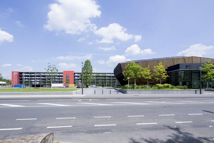 Parkhaus Stadthalle Troisdorf 03