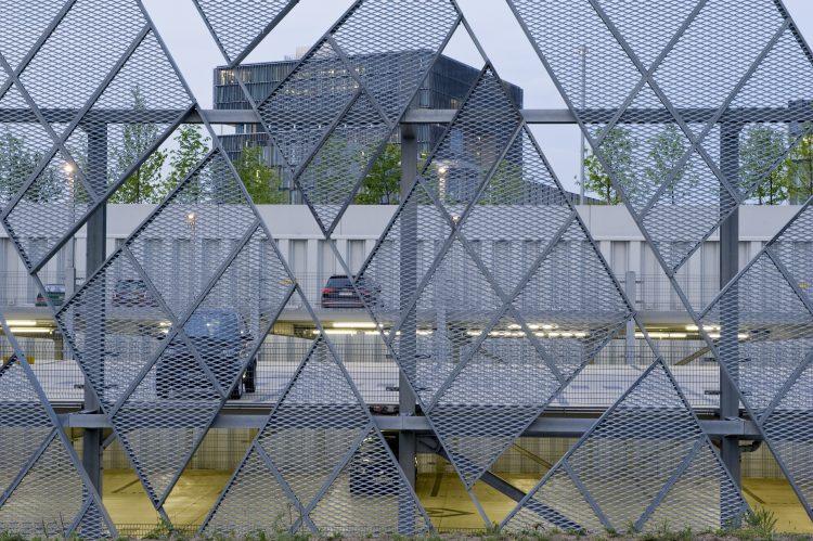 Parkhaus Thyssenkrupp Quartier Essen 05