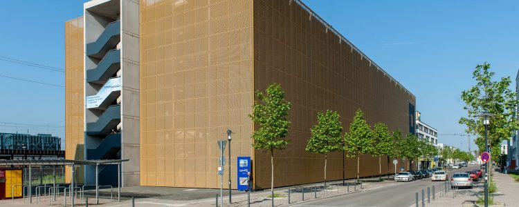 Parkhaus Eurobahnhof Saarbrücken Header