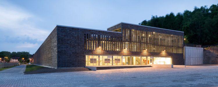 Parkhaus Westpark / Jahrhunderthalle Bochum Header
