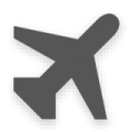 dip icon airport terminals web