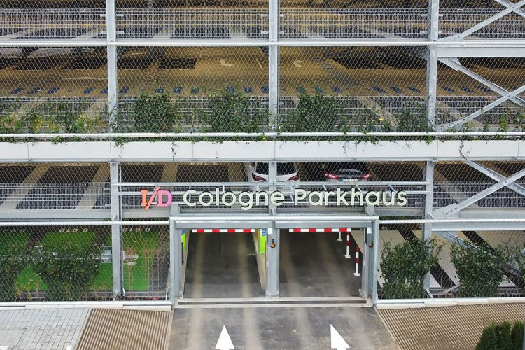 News Parkhaus I/D Cologne Schanzenstraße