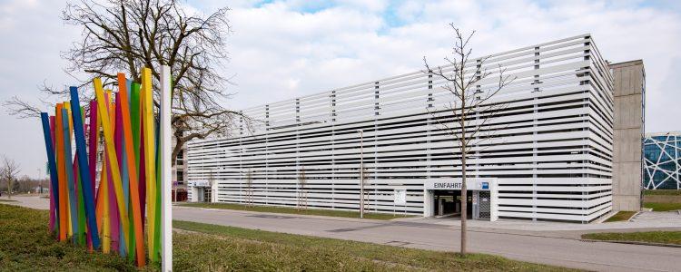 Parkhaus IHK Heilbronn Header