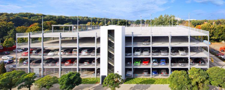 Parkhaus Montblanc Hamburg Header